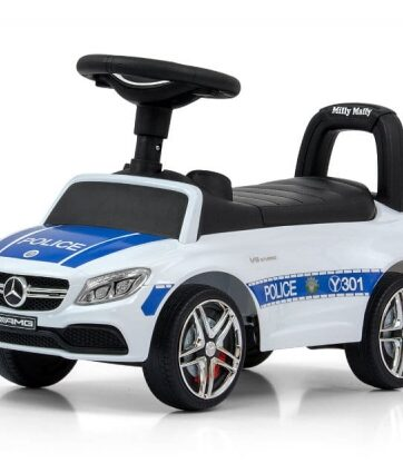 Zdjęcie Jeździk Pojazd Mercedes - AMG C63 Coupe Policja MILLY MALLY 3196 - producenta MILLY MALLY