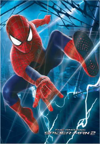 Zdjęcie Kartka okolicznościowa Marvel Avengers SpiderMan mix - producenta Verte