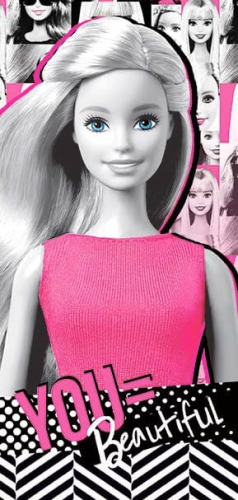 Zdjęcie Kartka okolicznościowa z kopertą Barbie - producenta Verte