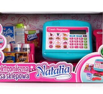 Zdjęcie Kasa spożywcza z kalkulatorem i akcesoriami - producenta ARTYK