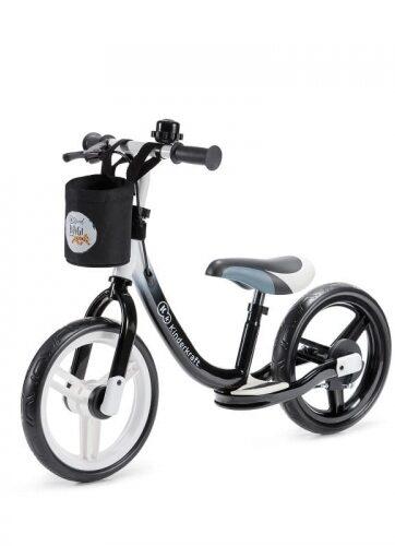 Zdjęcie Kinderkraft - rowerek biegowy Spase czarny - producenta KINDERKRAFT
