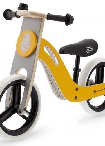 Zdjęcie Kinderkraft - rowerek biegowy Uniq honey - producenta KINDERKRAFT
