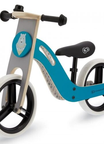 Zdjęcie Kinderkraft - rowerek biegowy Uniq turkusowy - producenta KINDERKRAFT