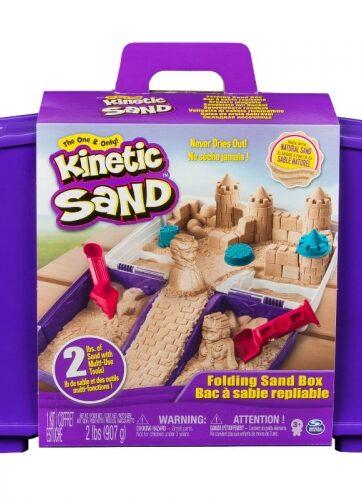 Zdjęcie Kinetic Sand Walizka z piaskiem - Spin Master - producenta SPIN MASTER