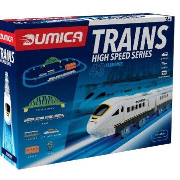 Zdjęcie Kolejka High Speed Train - Dumel Dumica - producenta DUMEL