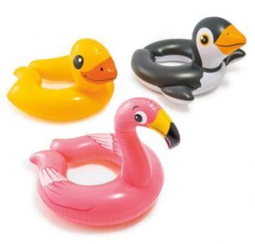 Zdjęcie Kółko do pływania zwierzątko (różne wzory) - Intex - producenta INTEX