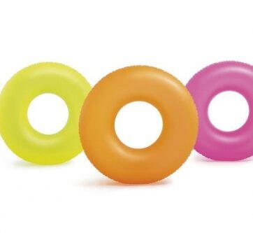 Zdjęcie Koło do pływania neonowe 3 kolory 91cm - Intex - producenta INTEX