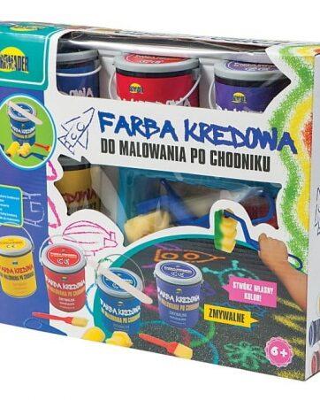 Zdjęcie Kreda chodnikowa farba kredowa zmywalna - producenta DROMADER