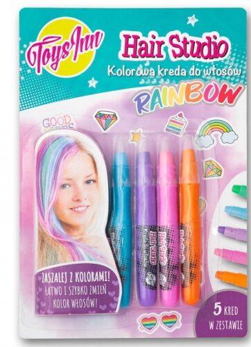 Zdjęcie Kreda do włosów rainbow 5szt - Stnux - producenta STNUX