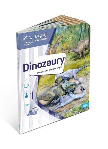 Zdjęcie Książka Albi Czytaj z Albikiem - Dinozaury - producenta ALBI