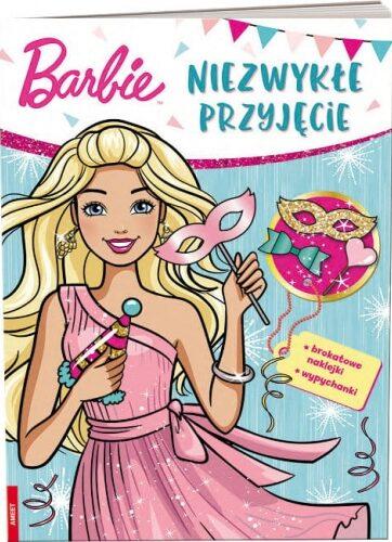 Zdjęcie Książka Barbie Niezwykłe przyjęcie - producenta