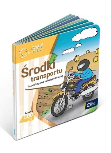 Zdjęcie Książka Czytaj z Albikiem Transport - producenta ALBI