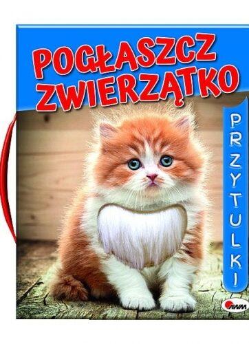 Zdjęcie Książka książeczka dla maluszków zwierzęta - producenta MOREX