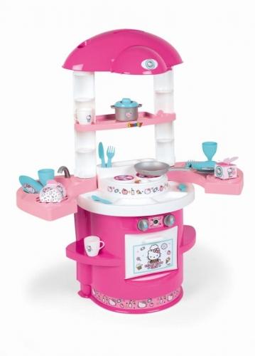 Zdjęcie Kuchnia Cooky Hello Kitty - Smoby - producenta SMOBY