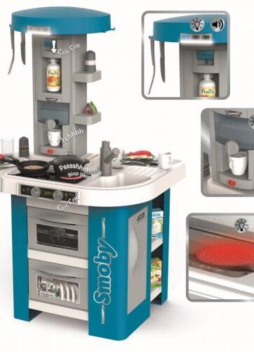 Zdjęcie Kuchnia dla dzieci elektroniczna - Smoby - producenta SMOBY