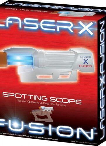 Zdjęcie LASER X FUSION - Celownik w pudełku - producenta TM TOYS