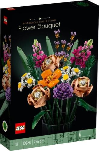 Zdjęcie LEGO 10280 CREATOR Bukiet kwiatów - producenta LEGO