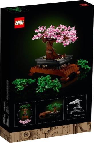 Zdjęcie LEGO 10281 CREATOR Drzewko bonsai - producenta LEGO