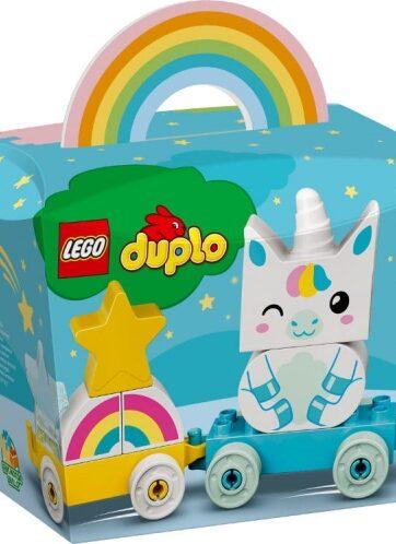 Zdjęcie LEGO 10953 DUPLO MY FIRST Jednorożec - producenta LEGO