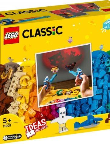 Zdjęcie LEGO 11009 CLASSIC Klocki i światła - producenta LEGO