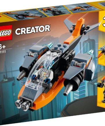 Zdjęcie LEGO 31111 CREATOR Cyberdron - producenta LEGO