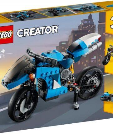 Zdjęcie LEGO 31114 CREATOR Supermotocykl - producenta LEGO