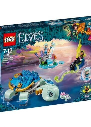 Zdjęcie LEGO 41191 ELVES Naida i zasadzka na żółwia wody - producenta LEGO