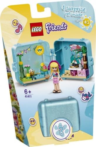 Zdjęcie LEGO 41411 FRIENDS Letnia kostka do zabawy Stephanie - producenta LEGO