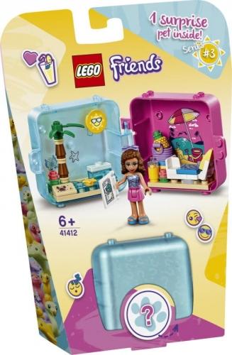 Zdjęcie LEGO 41412 FRIENDS Letnia kostka do zabawy Olivii - producenta LEGO