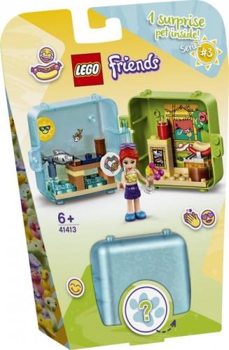 Zdjęcie LEGO 41413 FRIENDS Letnia kostka do zabawy Mii - producenta LEGO