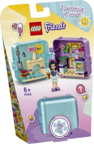 Zdjęcie LEGO 41414 FRIENDS Letnia kostka do zabawy Emmy - producenta LEGO