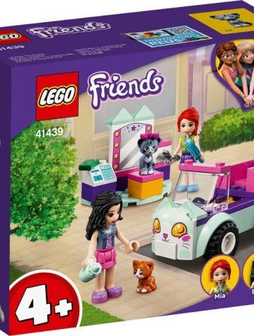 Zdjęcie LEGO 41439 FRIENDS Samochód do pielęgnacji kotów - producenta LEGO