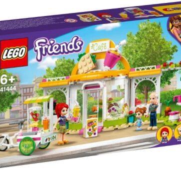 Zdjęcie LEGO 41444 FRIENDS Ekologiczna kawiarnia w Heartlake City - producenta LEGO