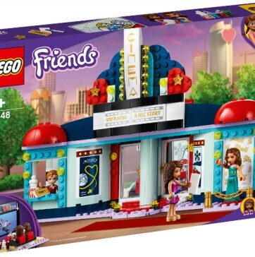 Zdjęcie LEGO 41448 FRIENDS Kino w Heartlake City - producenta LEGO