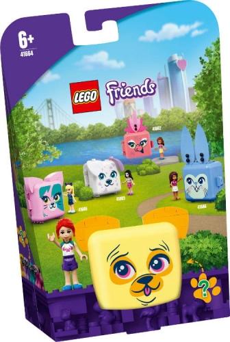 Zdjęcie LEGO 41664 FRIENDS Kostka Mii z mopsem - producenta LEGO