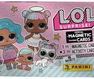Zdjęcie LOL Karty magnetyczne - Panini - producenta PANINI