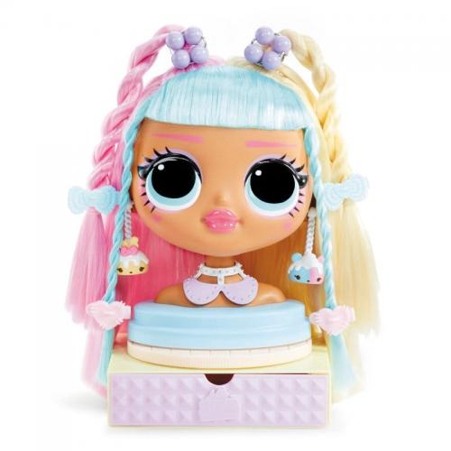 Zdjęcie LOL Surprise OMG Głowa do stylizacji Candylicious - producenta MGA ENTERTAINMENT