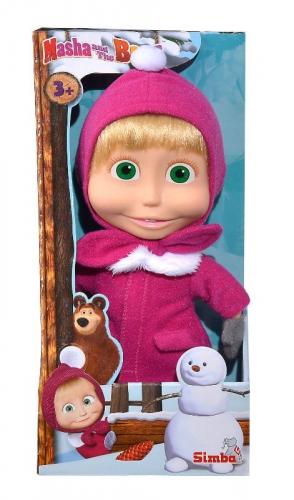 Zdjęcie Lalka Masza w zimowym stroju - producenta SIMBA
