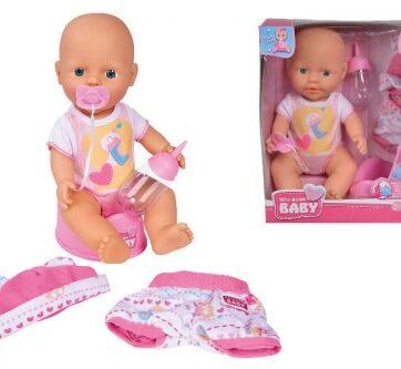 Zdjęcie Lalka New Baby Born - Bobas z ubrankami 30cm - producenta SIMBA