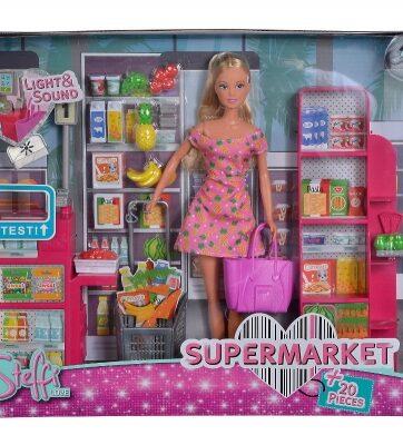 Zdjęcie Lalka Steffi w supermarkecie - Simba - producenta SIMBA