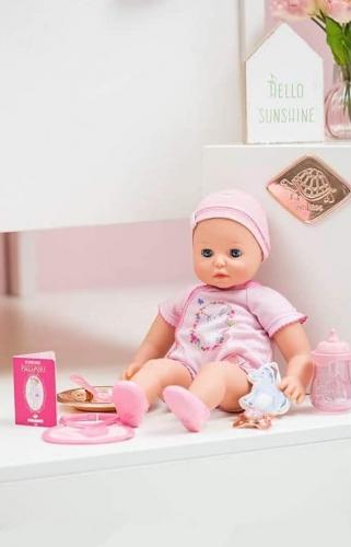 Zdjęcie Lalka oddychająca - Emilia Heartbeat 42cm - SCHILDKROET - producenta SCHILDKROET