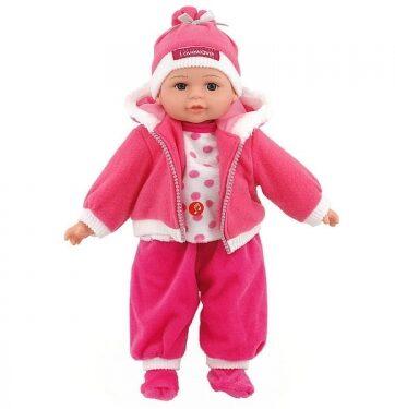 Zdjęcie Lalka z polskim dźwiękiem 35cm 417724-501355 - producenta ADAR
