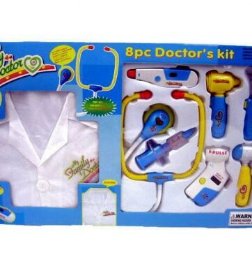 Zdjęcie Lekarz z fartuchem zestaw w pudełku HIPO - producenta HIPO