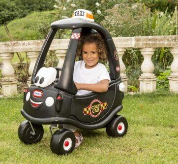 Zdjęcie Little Tikes Samochód Cozy Cab Taxi - producenta LITTLE TIKES