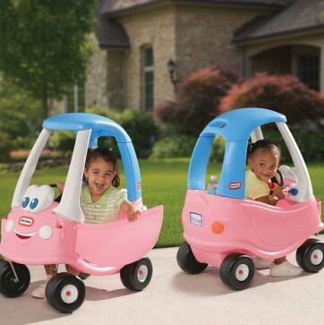 Zdjęcie Little Tikes Samochód Cozy Coupe księżniczki - producenta LITTLE TIKES