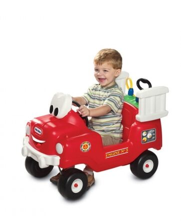 Zdjęcie Little Tikes Samochód Straż Pożarna - producenta LITTLE TIKES