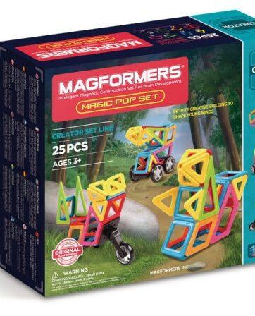 Zdjęcie MAGFORMERS Klocki magnetyczne Magic Pop Set - producenta DANTE