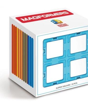 Zdjęcie MAGFORMERS klocki magnetyczne super kwadraty - producenta DANTE