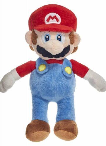 Zdjęcie Mario plusz 25cm Super Mario 760018714 Nitendo - producenta NAVO