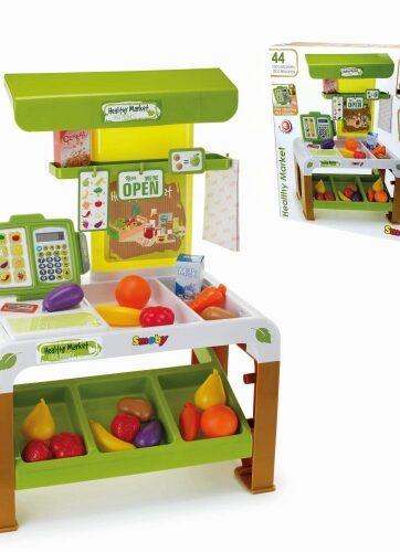 Zdjęcie Market sklepik ze zdrową żywnością BIO - Smoby - producenta SMOBY